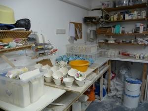 my corner oh the studio